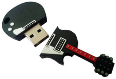 Smiledrive Super Fast Guitar Fancy Designer 3.0 16 GB Pen Drive