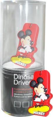 Dinosaur Drivers Mickey 16 GB Pen Drive