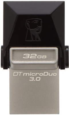 Kingston DataTraveler OTG 32 GB Pen Drive(Black)