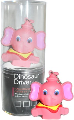 Dinosaur Drivers Ganesha 16 GB Pen Drive