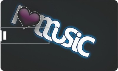 Printland Love Music PC160602 16 GB Pen Drive