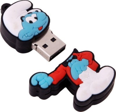 Yes Celebration Smurf 8 GB Pen Drive