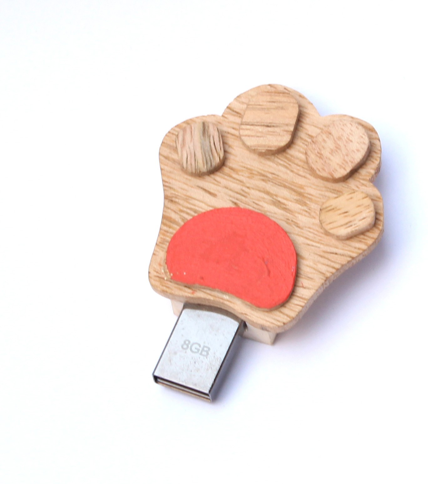 View Ivei D02R 8 GB Pen Drive(Red) Price Online(Ivei)