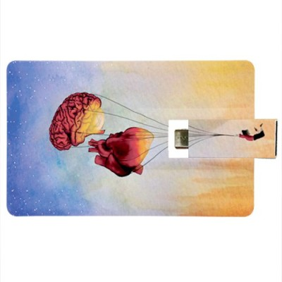 Design Worlds OTG Fly 8 GB Pen Drive