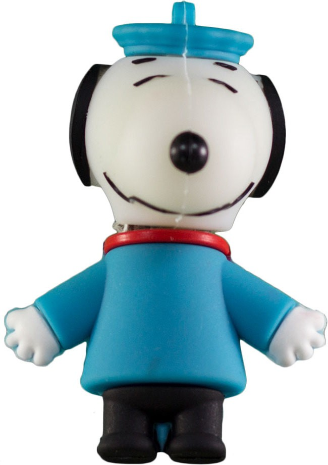View Zeztee Cartoon Character shape 16 GB OTG Drive(Blue, Type A to Micro USB) Price Online(Zeztee)