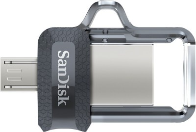 SanDisk Ultra Dual Drive SDDD3-128G-G46 128 GB OTG Drive(Type A to Micro USB)