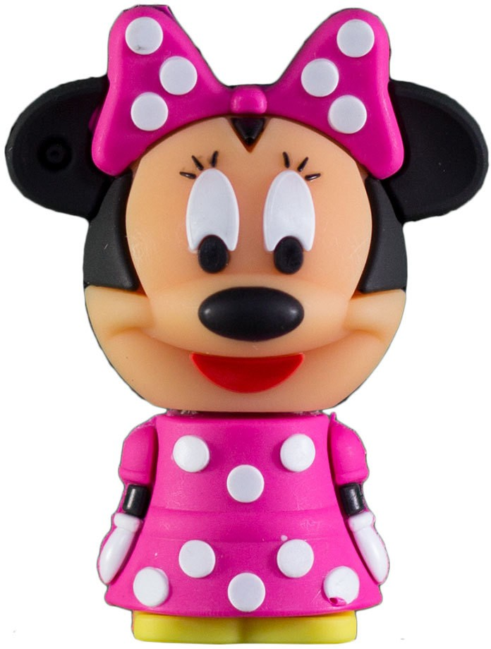 View Zeztee Cartoon Character shape 16 GB OTG Drive(Pink, Type A to Micro USB) Price Online(Zeztee)