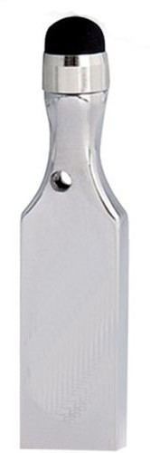 View Turning Heads Pendrive-1080 4 GB Pen Drive(Silver) Price Online(Turning Heads)