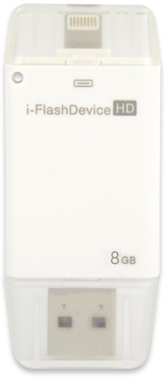 View YourDeal 8GB i Flash Drive USB OTG Memory Stick 8 GB Pen Drive(White)  Price Online