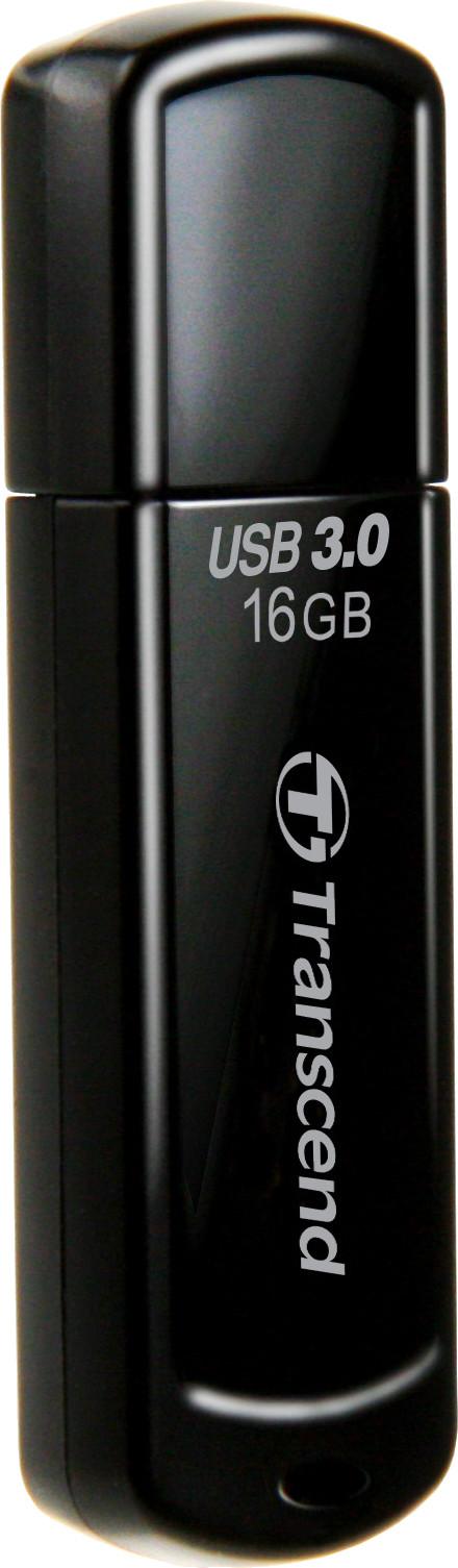 View Transcend Jet Flash 700 16 GB USB 3.0 Pen Drive(Black) Price Online(Transcend)