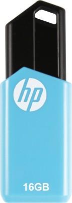 HP V150w 16 GB Pen Drive(Blue)
