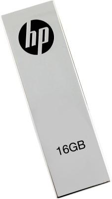 HP V-210 W - 16 GB Utility Pendrive(Grey)