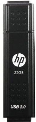 HP x705w 32 GB USB 3.0 Utility Pendrive(Black)