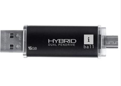 Iball Hybrid 16 GB Pen Drive