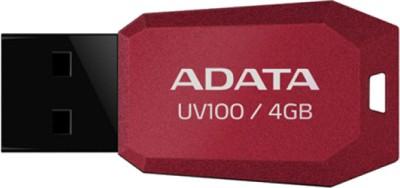 Adata DashDrive UV100 Slim Bevelled 4 GB Pen Drive