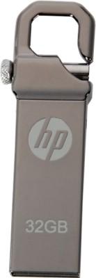 HP V-250 W 32 GB Pen Drive(Silver)