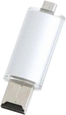 Microware Hybrid OTG 8 GB OTG Drive
