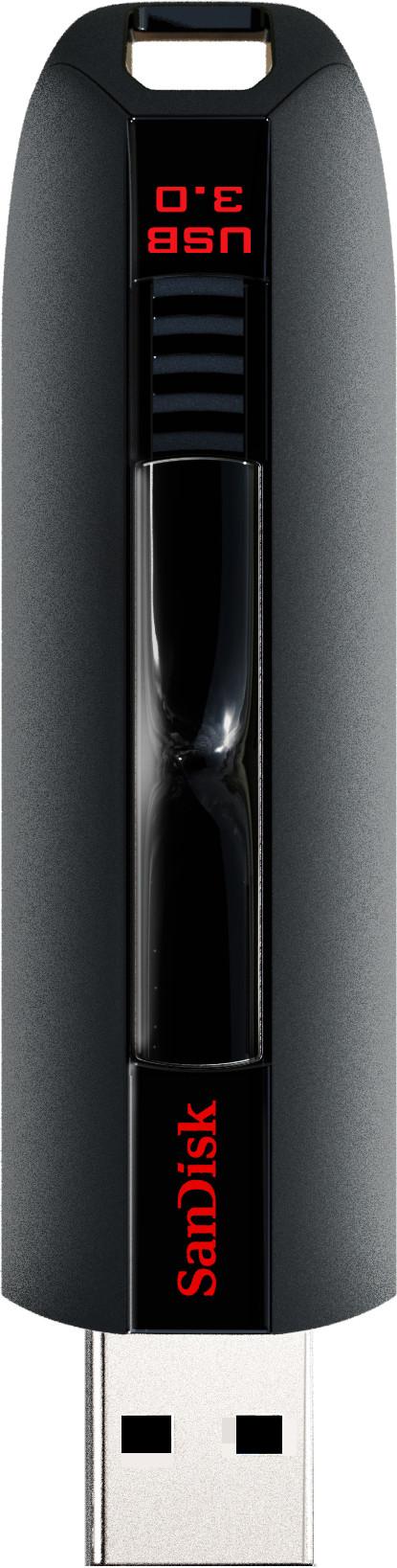 Sandisk Extreme 64 GB Pen Drive(Black)