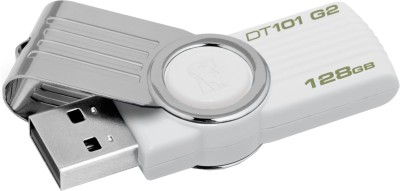 Kingston Data Traveler 101 G2 128 GB Pen Drive