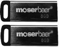 Moserbaer Atom 8 GB Pen Drive