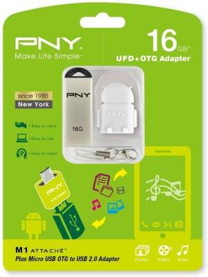 PNY M1 Attache 16 GB Pen Drive