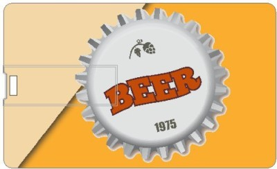 Design Worlds Best Beer DWPC87329 8 GB Pen Drive