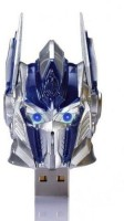 Quace Transformers Optimus Prime Glowing Eyes 8 GB Pen Drive(Multicolor)