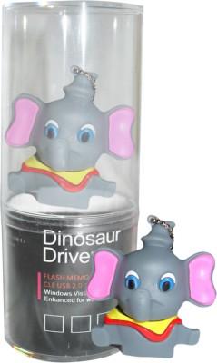 Dinosaur Drivers God Ganesha 8 GB Pen Drive