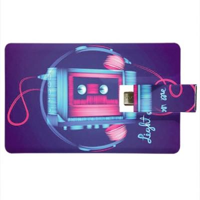 Design Worlds OTG music cassettes 8 GB Pen Drive