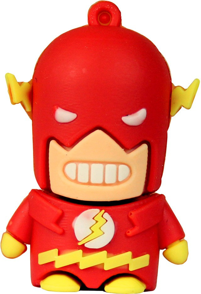 View Zeztee Flash Cartoon Character Shape 8 GB Pen Drive(Multicolor) Price Online(Zeztee)