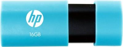 HP V152W 16 GB Pen Drive(Blue)