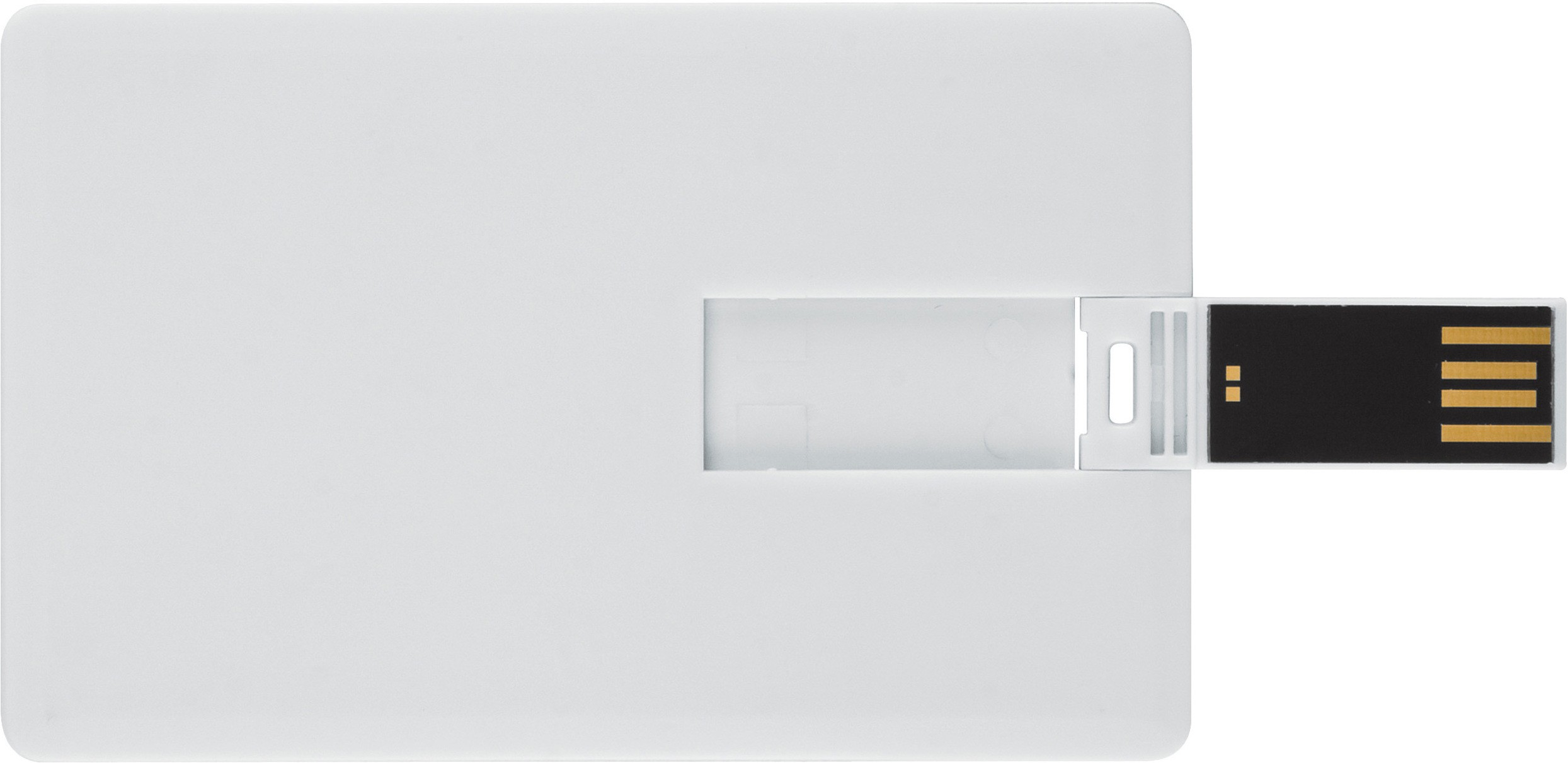 View Bgl Credit Card Shape Usb 8 GB Pen Drive(White) Price Online(Bgl)