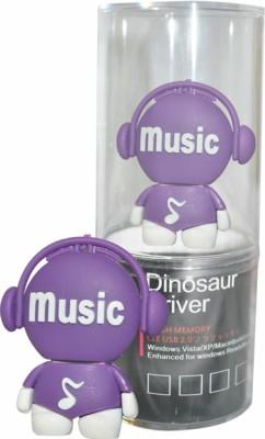 Dinosaur Drivers Music 16 GB Pen Drive