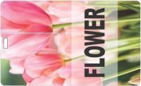 Printland Credit card Flower 8