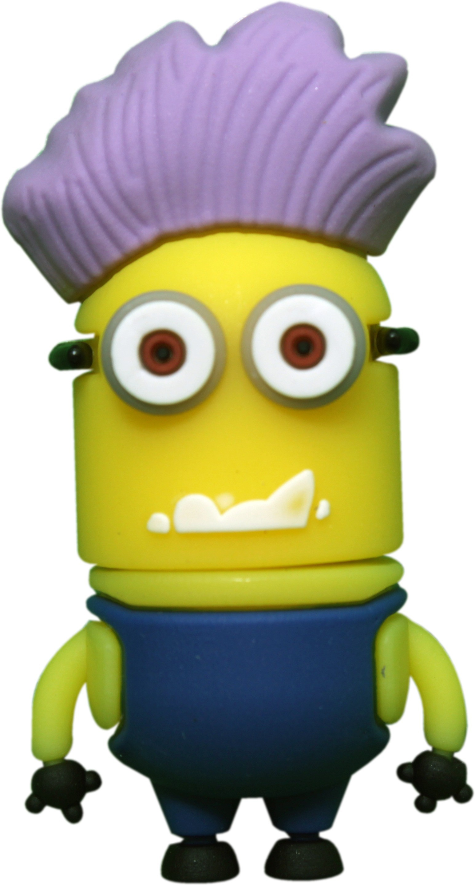 View The Fappy Store Minion Purple Head Hot Plug And Play 4 GB Pen Drive(Multicolor) Price Online(The Fappy Store)