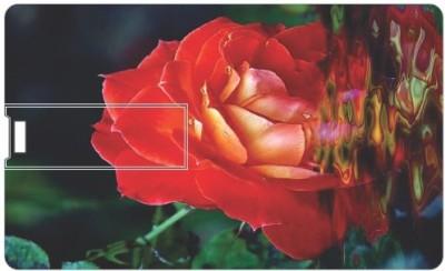 Printland Red Rose PC84816 8 GB Pen Drive