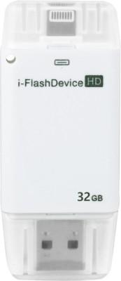 IMAGE i-Flash Device Dual Port 32 GB Pen Drive