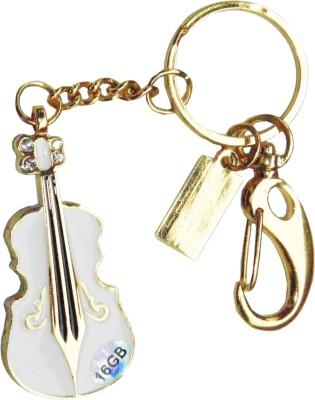 Sam Guitar Fancy Key Chain 16 GB Pen Drive