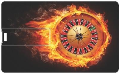 Printland Casino wheel PC162322 16 GB Pen Drive