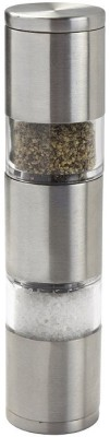 MOG Dual Sided Salt & Pepper Grinder Stainless Steel Burr Mill