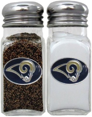 Siskiyou Gifts Co, Inc. Nfl St. Louis Rams Salt & Pepper Shakers