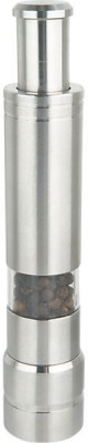 Mog Salt N Pepper Grinder Stainless Steel Squeeze Mill