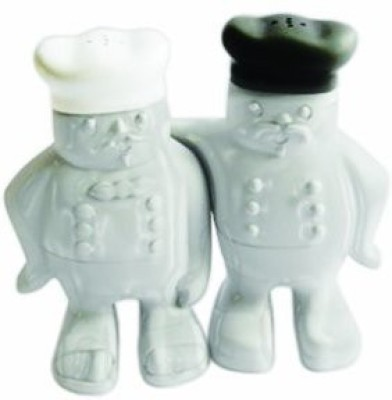Make My Day Claude And George Salt And Pepper Shaker