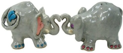Westland Giftware Studio H Elovephants Salt And Pepper Shaker Set