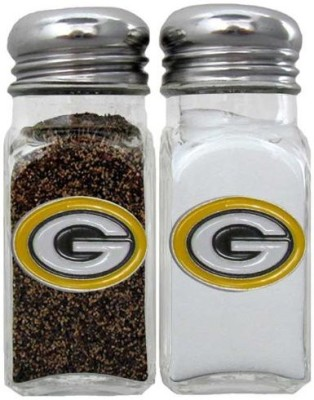 Siskiyou Gifts Co, Inc. Nfl Green Bay Packers Salt & Pepper Shakers