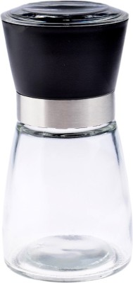 i-gadgets Glass, Plastic Traditional Pepper Mill(Clear, Pack of 1)