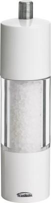 Trudeau Adagio Salt Ceramic Squeeze Mill(White, Pack of 1)