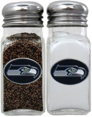 Siskiyou Gifts Co, Inc. Nfl Seattle Seahawks Salt & Pepper Shakers