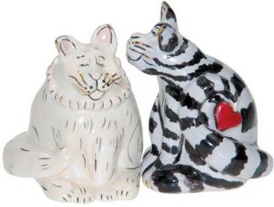 Westland Giftware Studio H Rachel And Sidney Salt And Pepper Shaker Set