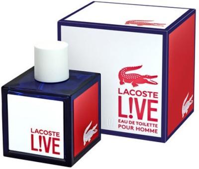 Lacoste Perfume Bottle